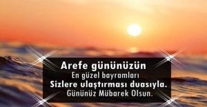 Arefe Günü Resimli Kutlama Mesajları