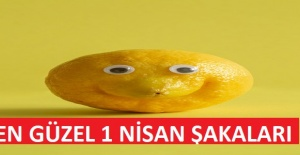 EN GÜZEL 1 NİSAN ŞAKALARI
