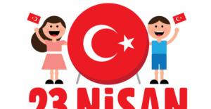 23 Nisan Çocuk bayramı resimli kutlama mesajları, sözleri, paylaşımları
