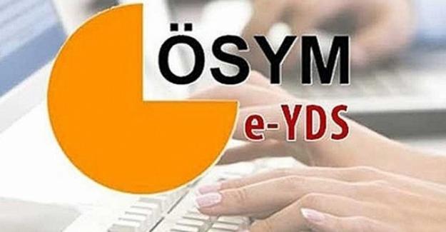 e-YDS sınav giriş belgeleri ÖSYM tarafından açıklandı