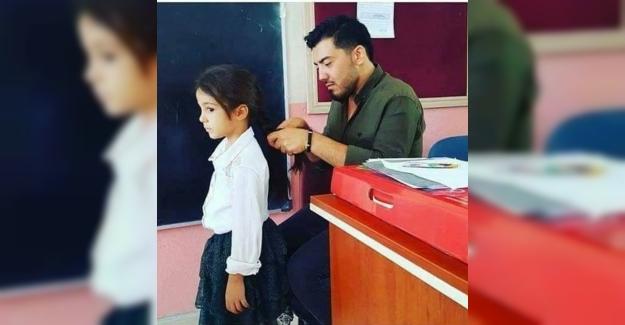 Elbette çook güzel öğretmenlerimiz var bizim :)