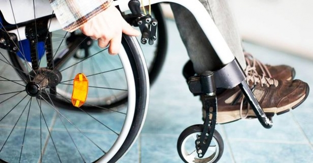 Engelli Bireylere 545 TL Eğitim Desteği.