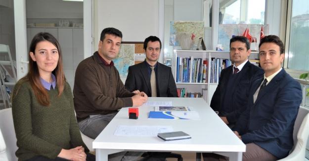 İlçe Milli Eğitim Müdürlüğümüz Projelere İmza Atmaya Devam Ediyor!