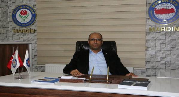 """Mardin EBS başkanı Eyüp DEĞER """"28 Şubat'ın hesabı tüm yönleriyle sorulmalı"""""""
