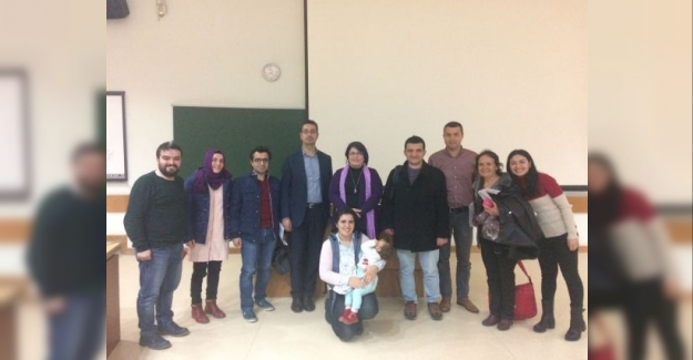 """Samsun """"Öğretmen Akademi"""" Projesiyle ODTÜ'de!"""
