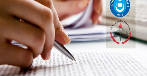 TES: HEM'lerdeki Öğretmen Ve Müdür Yardımcıların Nöbet Ücreti Mağduriyetlerini MEB'e İletti