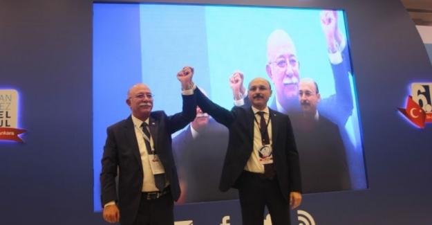 Türk Eğitim-Sen'in yeni genel başkanı ve yönetim kurulu belli oldu
