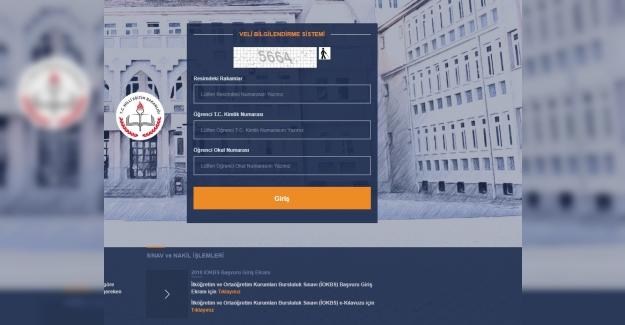 2018 Bursluluk sınavı başvuru ekranı başvuru linki başvuru giriş ekranı