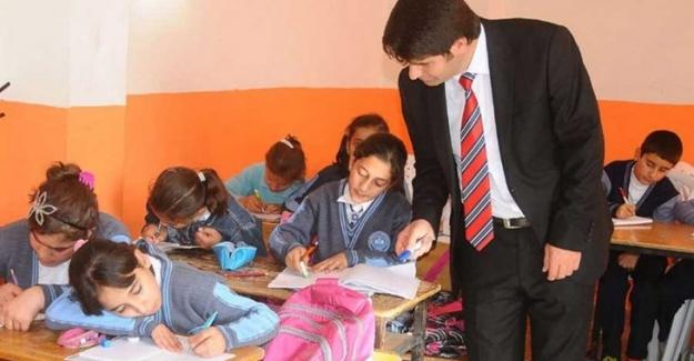 Bakan İsmet Yılmaz, Son 15 Yılda 584 Binden Fazla Öğretmeni Atadık