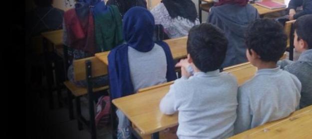 Bayramda Öğrenci Ve Öğretmenlere Protokol Eziyeti