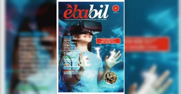 """""""Ebabil"""" dergisi yayınlandı"""