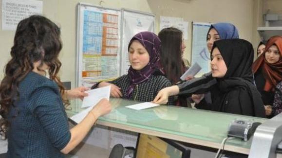 Kız öğrencilerden,  Afrin şehidinin annesine mektup