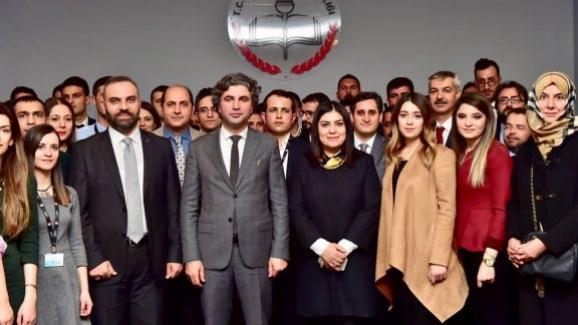 """Millî Eğitim Bakanlığı Müsteşar Yardımcısı Ercan Demirci,""""MEBİM 147, bilgiye ulaşım maliyetini ortadan kaldırıyor"""""""