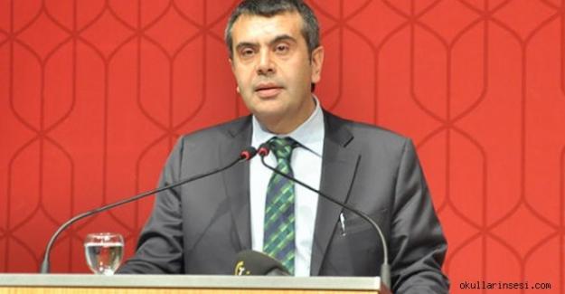 Milli Eğitim Bakanlığı Müsteşarı Yusuf Tekin, Öğretmenlere Yapılan Her Türlü Şiddetin Karşısındayız