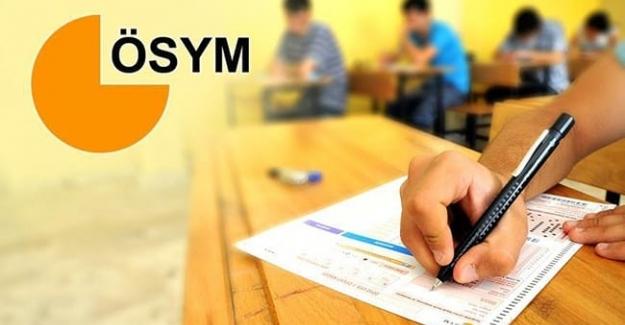 ÖSYM'nin Sınavlarında Görevlendirme Sırası Şu Şekilde Gerçekleşiyor?