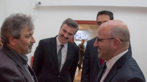 """Prof. Dr. Necati CEMALOĞLU'dan """"Etkili İletişim"""" konferansı"""