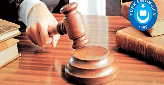 Sendikal Eylem Yapıldığında Ceza Verilmeyeceğine Dair, Yargı Kararları!