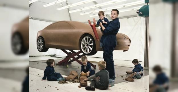 """Son Zamanlarda Dünyanın Gündeminde Olan Adam """"Elon Musk"""": Beş Çocuğu İçin Kendi Okulunu Kuran Sıra Dışı Bir Baba"""