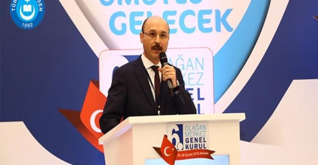 Türk Eğitim-Sen Genel Başkanı Talip Geylan: MEB Bakanlık Müfettiş Kadrosuna En Az Bin Kadro Daha İlave Etmelidir