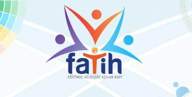 Yılmaz, Fatih Projesi Kapsamında 1 milyon üzerindeki tablet bilgisayarları öğrencilerimize ve öğretmenlerimize dağıttık