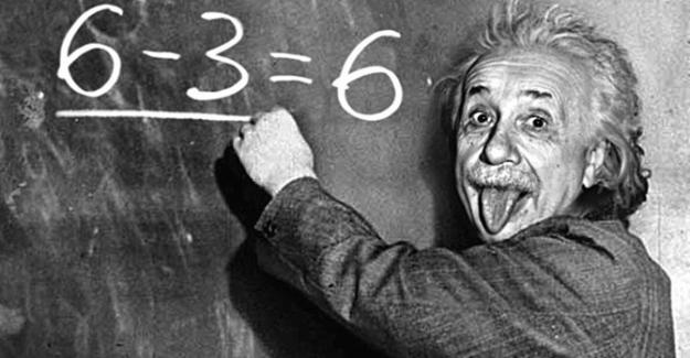 Albert Einstein'in Matematiği Kötü Müydü?