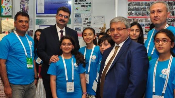 Bilim ve Sanat Merkezleri (BİLSEM) Festivali Manavgat İlçesinde Başladı