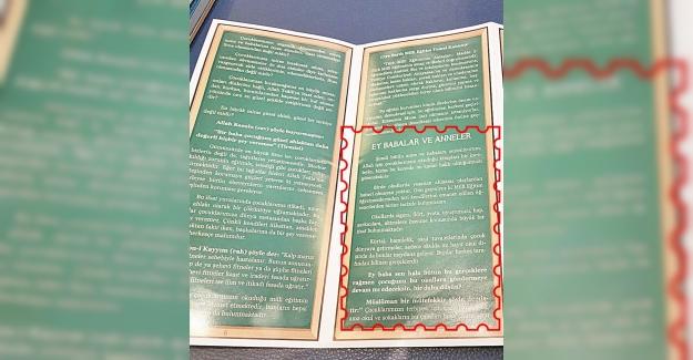 Çocuklarınızı Okula Göndermeyin Broşürü Dağıtıldı!