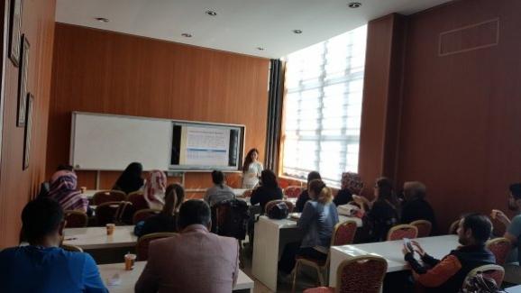 Dil ve Konuşma Güçlüğü Olan Öğrencilerin Eğitiminde Özel Eğitim Uygulamaları Kursu Düzenlendi.