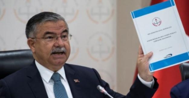 Milli Eğitim Bakanı İsmet Yılmaz: En kısa bir sürede ikili eğitimi kaldıracağız'