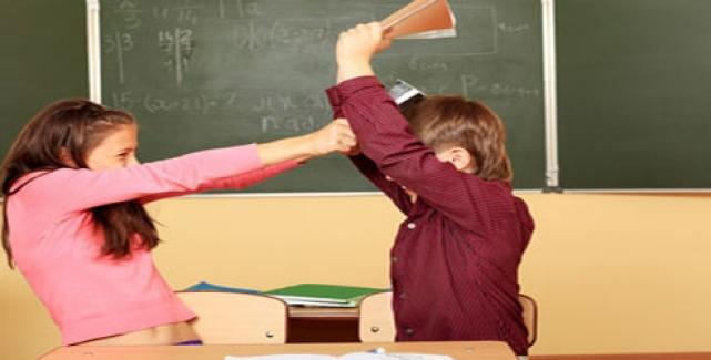 Öğretmenin Öğrenciye Fiziksel Şiddet Uygulaması!