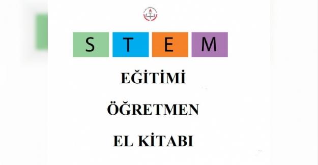 STEM Eğitimi Öğretmen El Kitabı EBA'da Yayınlandı