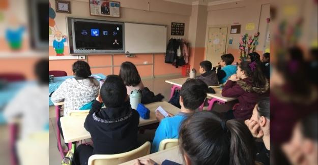 Teknoloji bağımlılığı öğrenci semineri