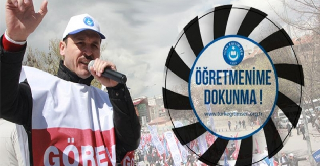 Türk Eğitim Sen'den: Öğretmenlere Yönelik Şiddete Karşı Kokart Eylemi Başlattı