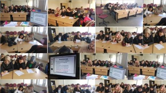 Veli eğitim semineri