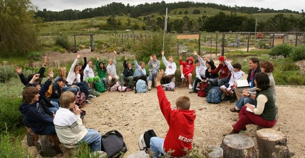 Açık Havada Ders İşlemek, Öğrencilerin Dikkat Sürelerini Daha Çok Uzatıyor