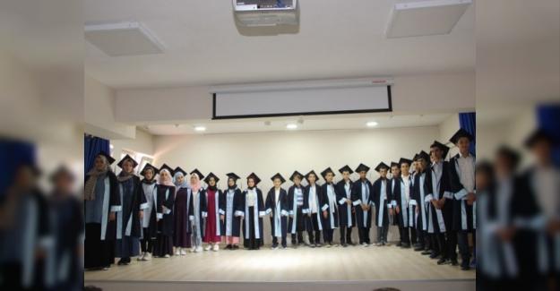 Kırklareli İmam Hatip Ortaokulu Mezuniyet Töreni Yapıldı