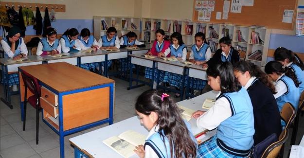 MEB İstatistiklerine Göre, Kız Çocuklarının Okullaşma Oranı Yüzde 83