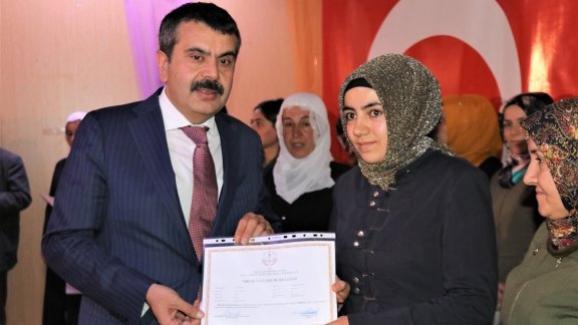 """MEB Müsteşarı Yusuf Tekin: """"2 milyon 300 bin okuma yazma bilmeyen vatandaşımız var"""""""