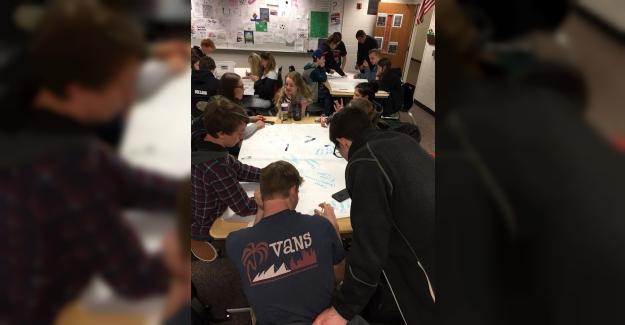 Öğrenci Sınıfta Uykuya Daldı ve Öğretmen Tepkisi Beklenmedik