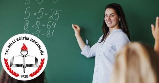 Öğretmenlerin Nisan Ayı Ek Ders Ücretleri