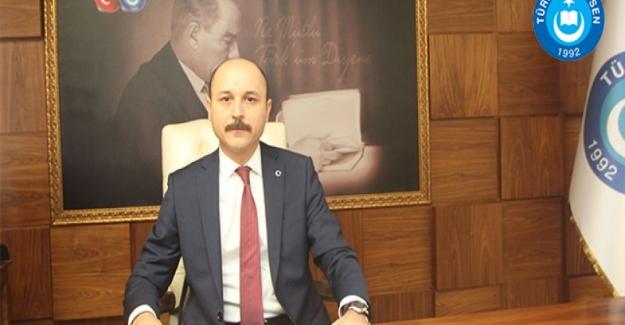 Türk Eğitim Sen Genel Başkanı Talip Gelyan'dan; Milli Eğitim Bakanı İsmet Yılmaz'a Helalleşme Çağrısı'dan; Milli Eğitim Bakanı İsmet Yılmaz'a Helalleşme Çağrısı