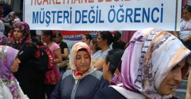 Veliler İsyan Etti Burası Ticarethane Değil Okul: 3 Öğretmen ve 3 Veli Gözaltına Alındı