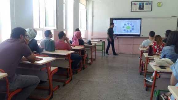 40 öğretmene Scientix tanıtımı yapıldı