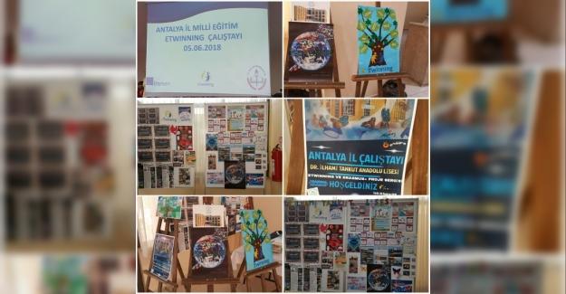Etwinning ve Erasmus+ Proje Sergisi