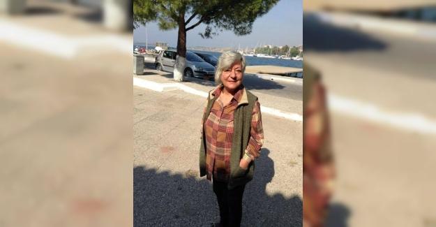 Foça'da Resim Öğretmeni Hayatını Kaybetti