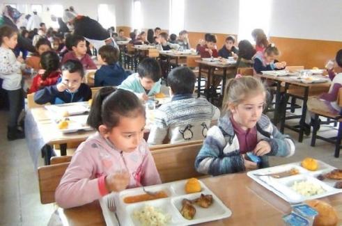 MEB: 2018-2019 Eğitim Öğretim Yılında Tüm Okullarda Ücretsiz Yemek Verecek