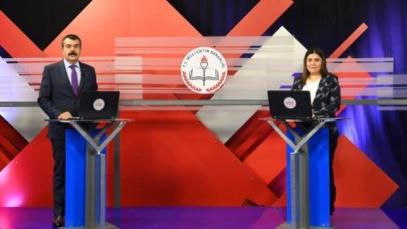 MEB Müsteşarı Yusuf Tekin'in EBA'da Öğretmenlere Seslendi