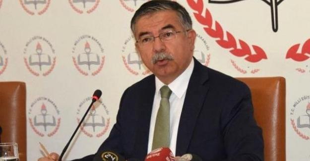 Milli Eğitim Bakanı İsmet Yılmaz: Cemevlerine Hukuki Statü Taniyacağız