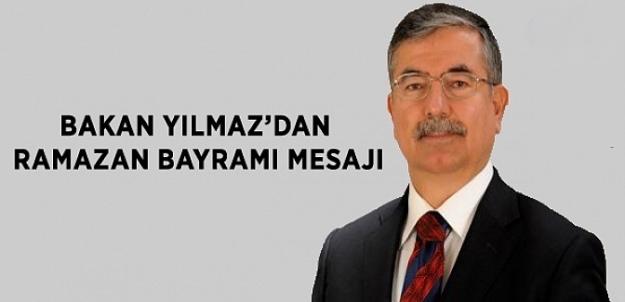 Milli Eğitim Bakanı İsmet Yılmaz'dan Öğretmenlere Bayram Mesajı