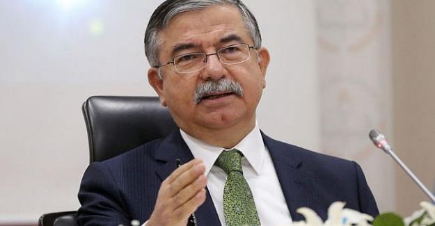 """Milli Eğitim Bakanı İsmet Yılmaz: """"Son 10 yılda dünyada mega proje denilen projelerin 6'sı Türkiye'ye ait"""